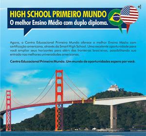 <span>Primeiro Mundo | High School</span><i>→</i>