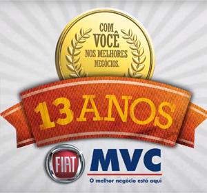 <span>MVC Veículos | 13 anos</span><i>→</i>