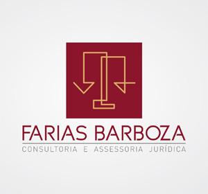 <span>Farias Barboza | Identidade Visual</span><i>→</i>